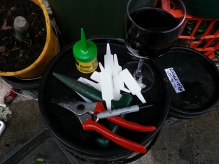 Propagating supplies